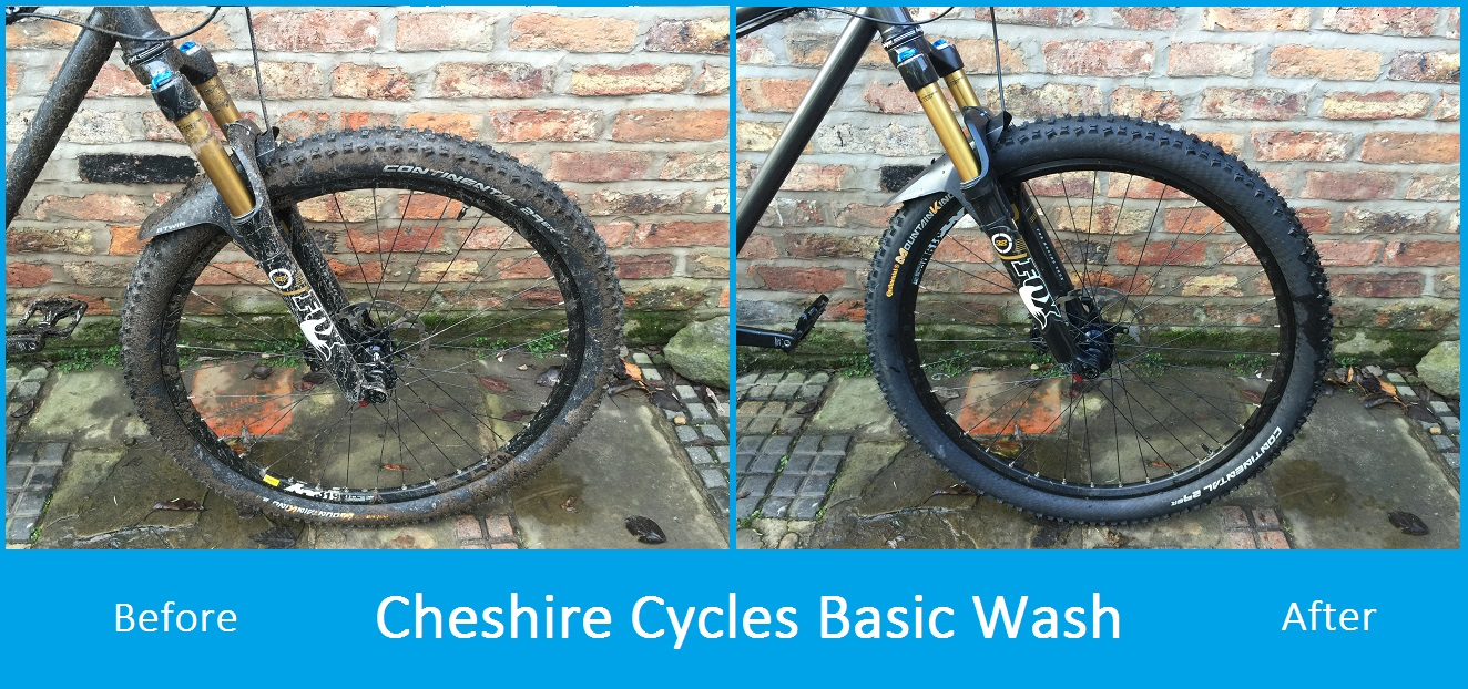 Servicing - Pricing - Cheshire Cycles   Cheshire Cycles