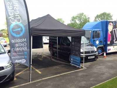 Dr Bike Events - Warrington Collegiate 2015