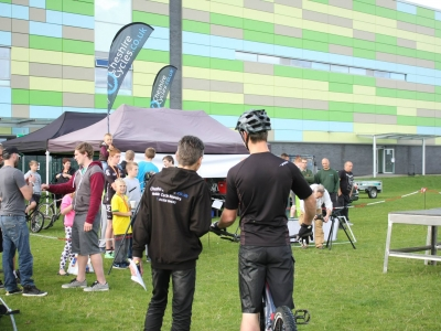 Dr Bike Events - World Record Attempt 2015