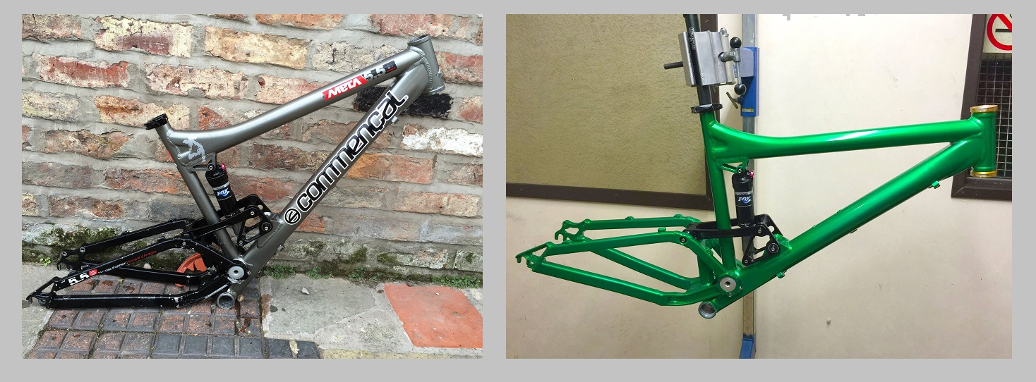 Restoration - Cheshire Cycles | Cheshire Cycles