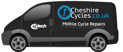 Mobile Bike Repair in Cheshire